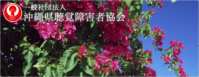 沖縄県聴覚障害者協会